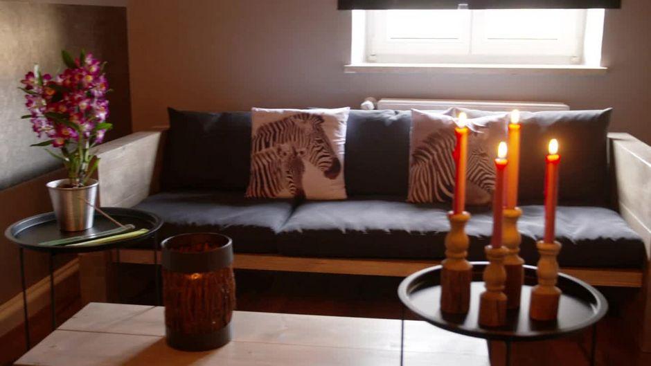 tolle einrichtung f r wenig geld. Black Bedroom Furniture Sets. Home Design Ideas