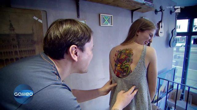 Top oder flop? Das 10-Tage-Tattoo