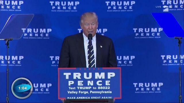 Trump gegen das TTP-Abkommen