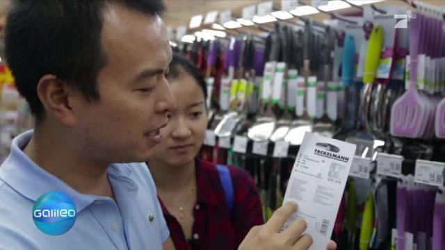 Warum sind die Chinesen so verrückt nach deutschen Produkten?