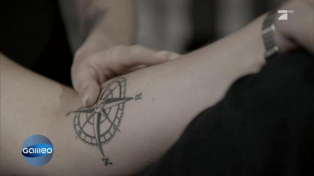 Was sagen Tattoos über uns aus?