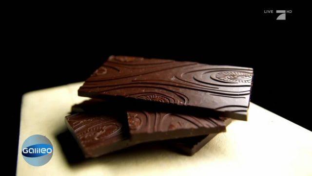 Was steckt in der Rohschokolade?