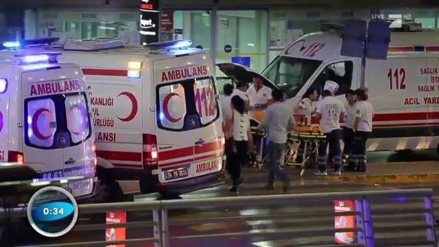 Zielscheibe Türkei: Erneuter Terroranschlag in Istanbul