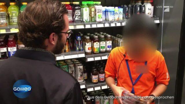 Amazon Go - Der erste Supermarkt ohne Kassen