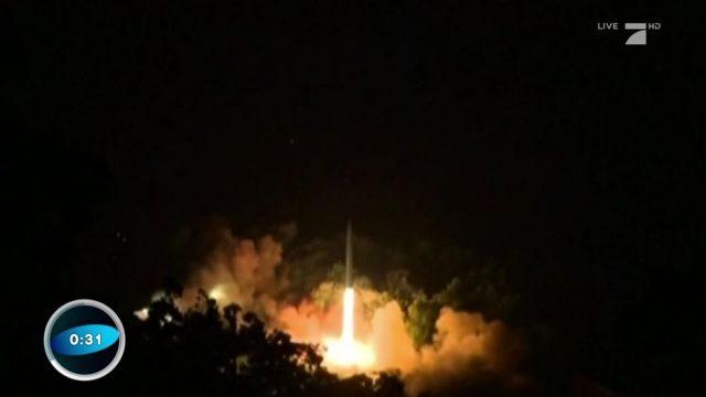 Der deutsche Notfallplan bei Raketenalarm