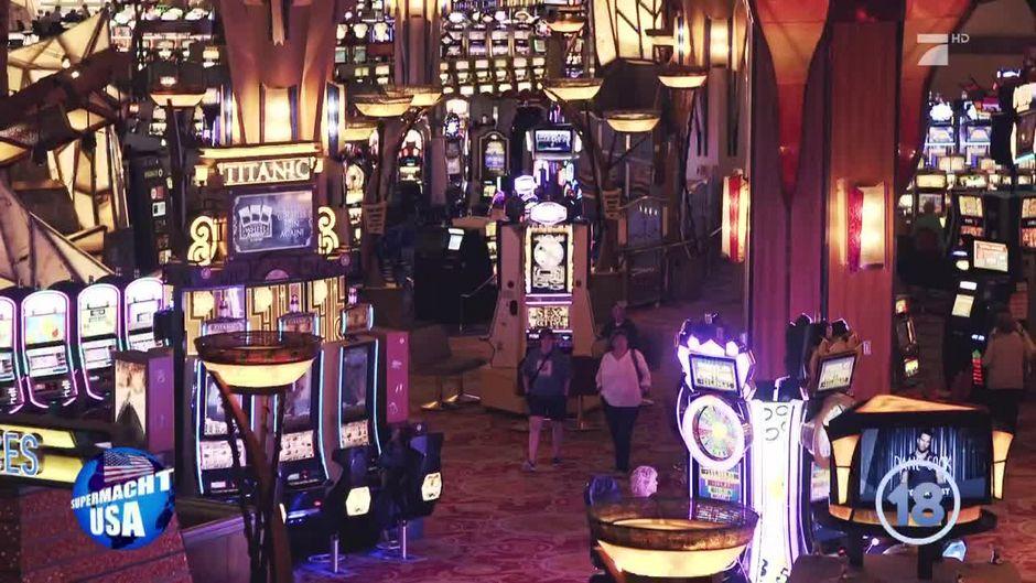 größtes casino usa
