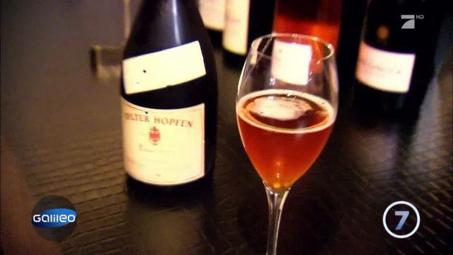 Platz 7: Das Champagner-Bier