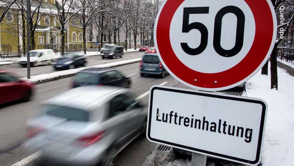 Fahrverbot: In diesen Städten müssen Diesel-Fahrer jetzt bangen