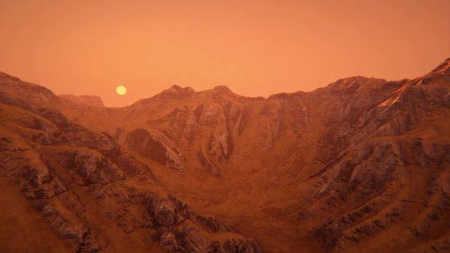 NASA veröffentlicht neue Mars-Bilder: Hinweis auf früheres Leben?