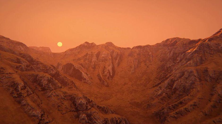 Nasa Ver 246 Ffentlicht Neue Mars Bilder Hinweis Auf Fr 252 Heres
