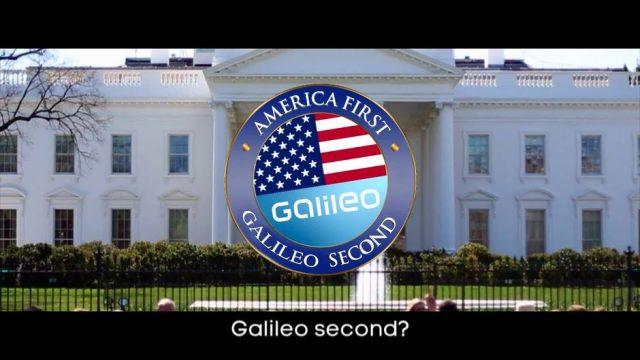 America First, Galileo Second