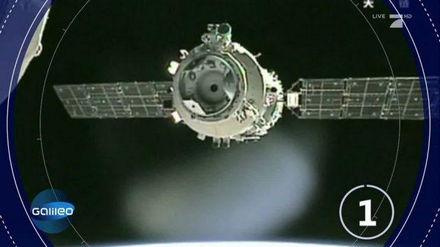 Chinesische Raumstation steht kurz vor dem Absturz