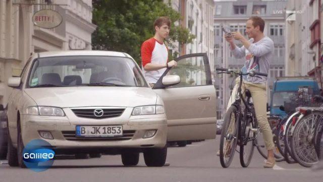 Darf ich das? Musik hören auf dem Fahrrad
