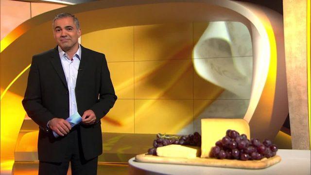Montag: Cheddar Käse