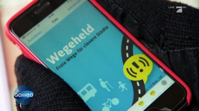 Petze oder Verkehrs-Held: Was soll die Denunzianten-App?