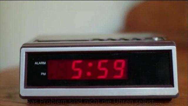 Radiowecker und Herduhr gehen plötzlich nach? Das ist der Grund