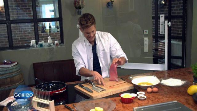 Food Science Schnitzel