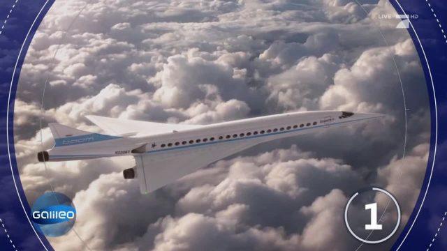 NASA lässt neues Überschallflugzeug bauen