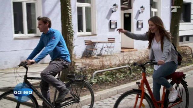 Was mache ich, wenn...Fahrradfahren im Sommer