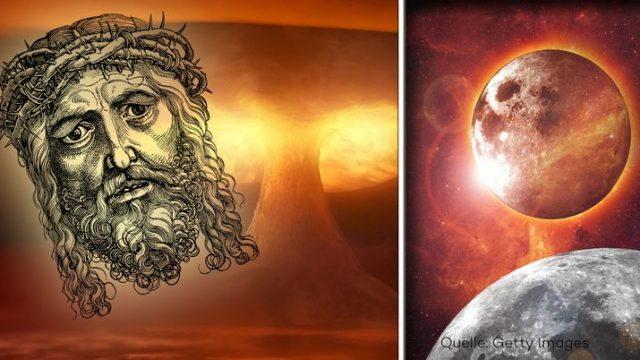 Weltuntergang am 23. April: Was Jesus und Planet X damit zu tun haben sollen