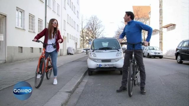 Wo kann ich als Fahrradfahrer fahren?