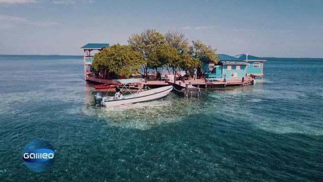 Air BnB Karibikinsel