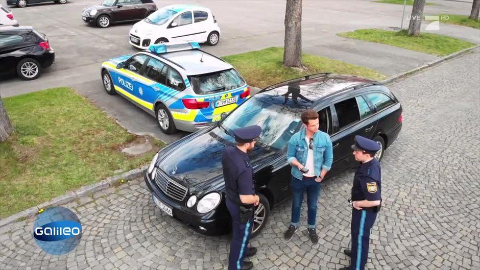 darf polizei handy kontrollieren