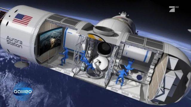Das erste Weltraum-Hotel