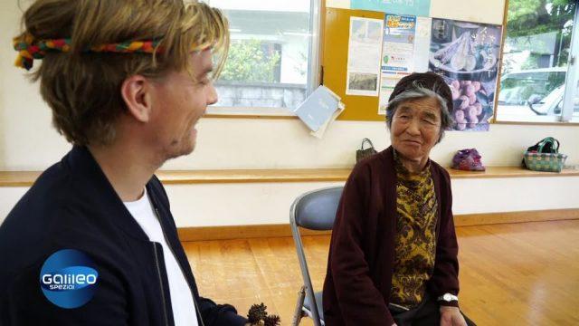 """Dieses Geheimnis steckt hinter dem japanischen """"Dorf der Jugend"""""""