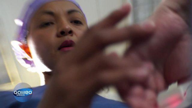 Dieses Krankenhaus behauptet, Menschen jünger machen zu können