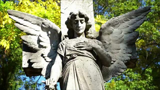 """""""Es ist ein Engel"""": Mysteriöse Erscheinung sorgt für Diskussionen"""