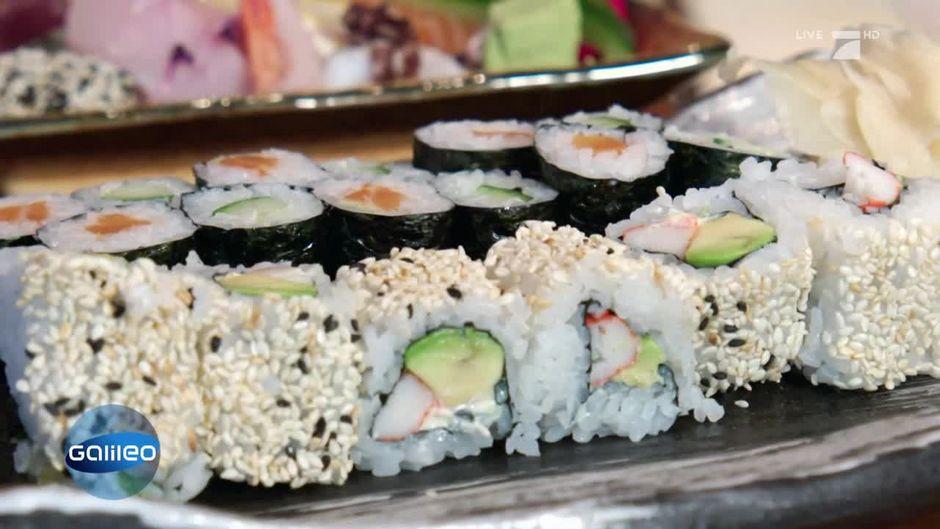 f nf wissenswerte fakten rund ums sushi essen. Black Bedroom Furniture Sets. Home Design Ideas