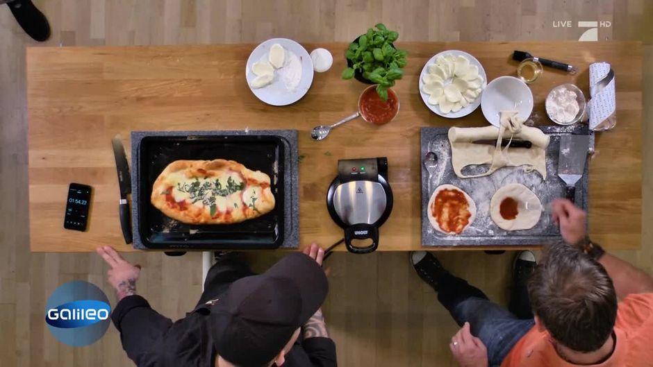 Kitchen Moves: Kuchen und Pizza fertig in Sekunden
