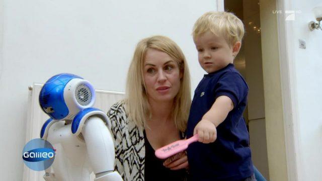 Leben mit Robotern: Werden sie zu echten Familienmitgliedern?