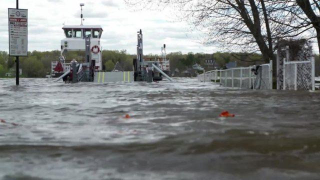 Schwache Sonnenaktivität: 2018 könnte Deutschland extreme Fluten bringen
