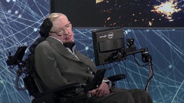 Stephen Hawking: Letzte Theorie wurde veröffentlicht