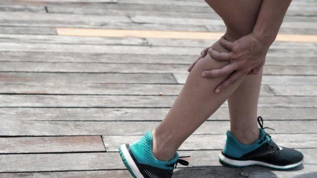 Von wegen Muskelkater: Waden-Schmerzen können auf Arteriosklerose hindeuten