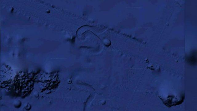Vor Kanada: Riesiges mysteriöses Objekt bewegt sich über den Grund des Pazifiks