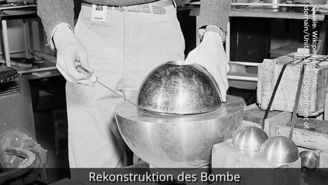 """Waffentest im 2. Weltkrieg: So unberechenbar war der """"Dämonenkern"""""""