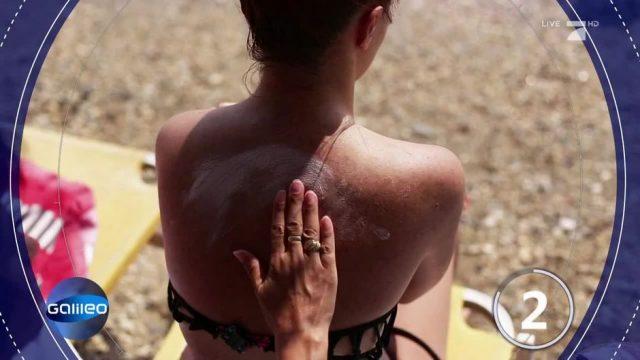 Wann bietet Sonnencreme den größten Schutz?
