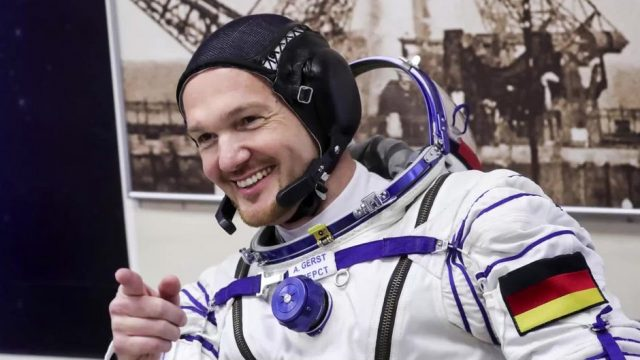 Alexander Gerst auf ISS: Das Gehalt des Astronauten im All