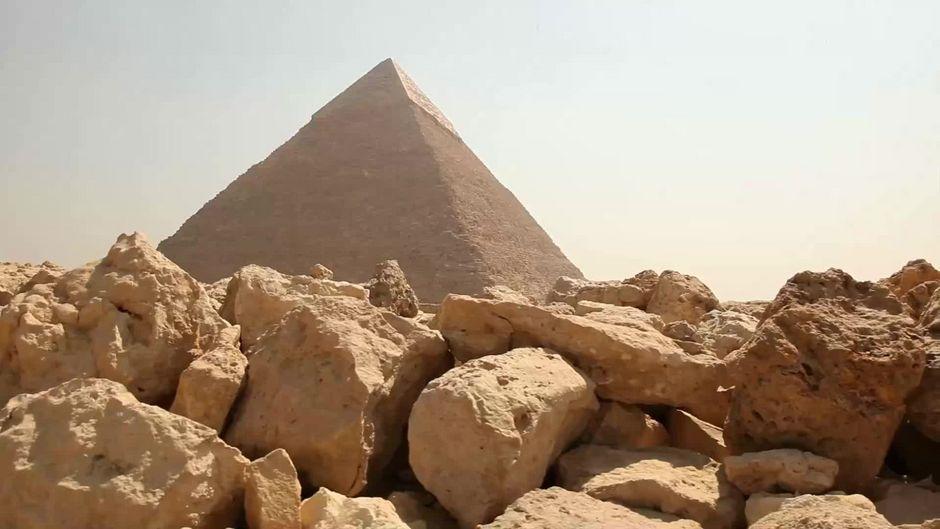 Cheops Pyramide Bauzeit
