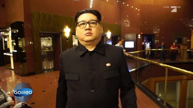Das ist Kim Jong Uns verblüffender Doppelgänger
