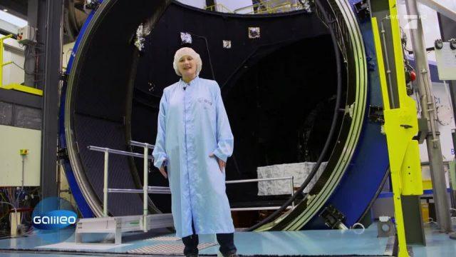 Hinter den Kulissen der Europäischen Weltraumorganisation ESA