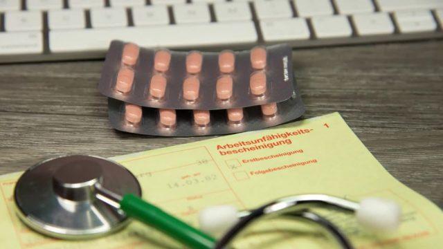 Krankschreibung: Sechs verbreitete Irrtümer