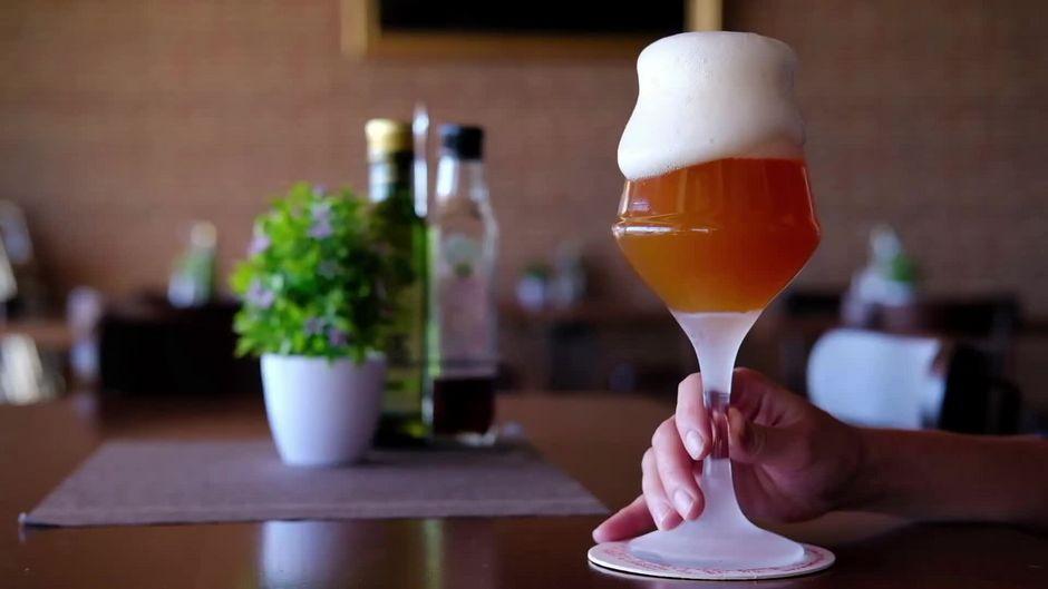 Kurz nach dem Start der WM 2018 geht Moskau schon das Bier aus