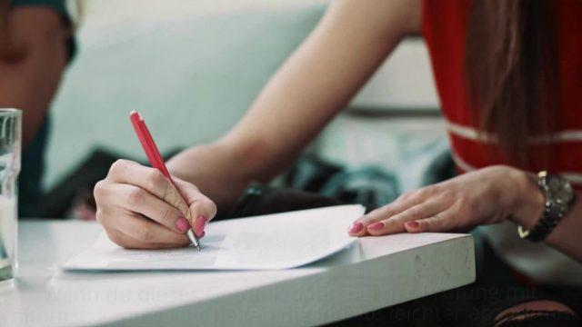 Lernen kurz vor Prüfungen: So kannst du dir schneller Dinge merken