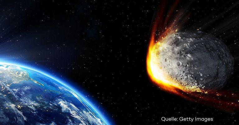 Monster-Asteroid ist so nah, dass man ihn mit bloßem Auge sehen kann