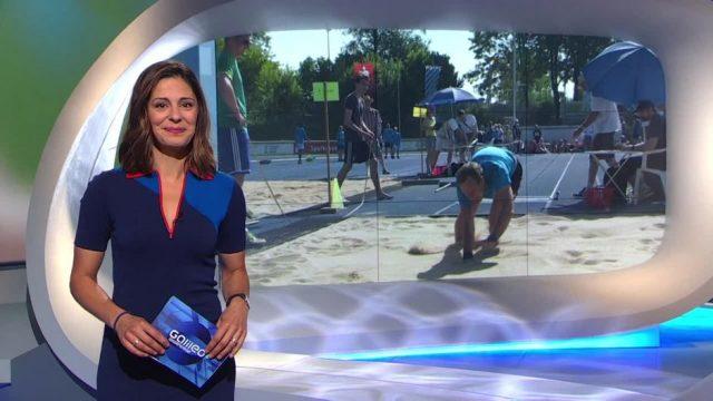 Samstag: Bundesjugendspiele: Galileo-Reporter vs. Schüler