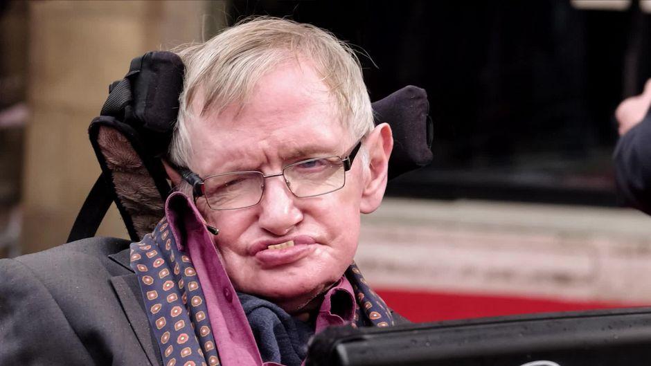 Stephen Hawking Nun Ist Die Todesursache Offiziell